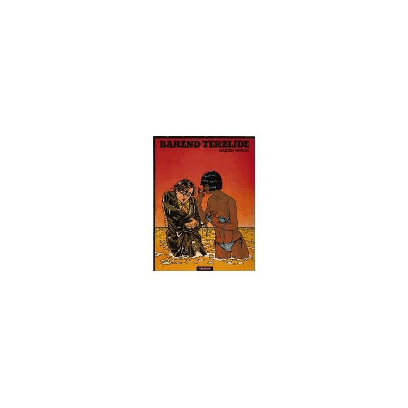 Barend Terzijde setje Deel 1 t/m 4 1e drukken 1981-1984