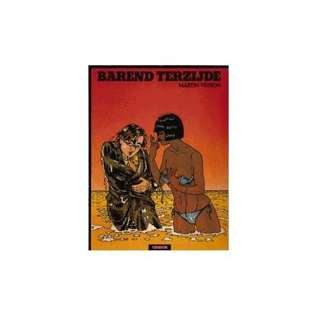 Barend Terzijde setje<br>Deel 1 t/m 4<br>1e drukken 1981-1984