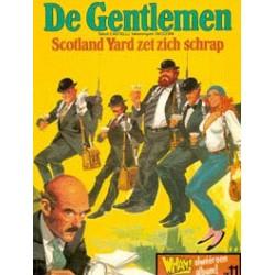 Gentlemen setje<br>deel 1 t/m 6<br>1e druk 1979-1983