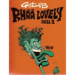Rhaa Lovely setje<br>Deel 1 t/m 3<br>1e drukken 1979