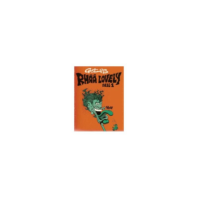 Rhaa Lovely setje Deel 1 t/m 3 1e drukken 1979
