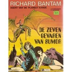 Richard Bantam setje<br>deel 1 en 2<br>1e druk 1975-1976