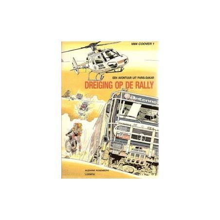 Van Coover setje deel 1 t/m 3 1e drukken 1987-1989