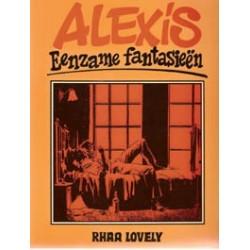 Alexis Eenzame Fantasieen 1e druk 1983