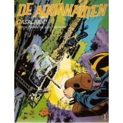 Aquanauten O01 Gasalarm 1e druk 1980