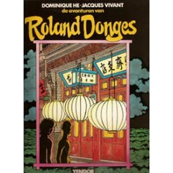 Avonturen van Roland Donges 1e druk 1980