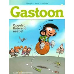 Gastoon 01<br>Opgelet, flaterend neefje (Guust Flater)