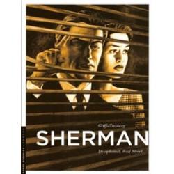 Sherman 02 SC<br>De opkomst. Wall Street
