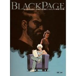 BlackPage 01 HC
