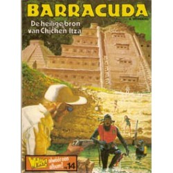 Barracuda N02 De Heilge Bron van Chichen Itza 1e druk 1979