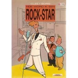 Boris Hoe word ik een rock-star 1e druk 1989
