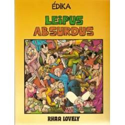 Edika<br>Leipus Absurdus<br>1e druk 1983