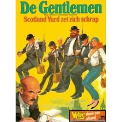 Gentlemen 01 Scotland Yard zet zich schrap 1e druk 1979