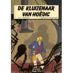 Kluizenaar van Hoëdig 01 1e druk 1984