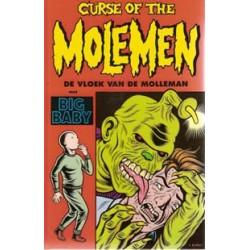 Burns Vloek van de Molleman HC 1e druk 1991