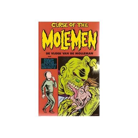 Burns strips HC Vloek van de Molleman 1e druk 1991