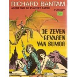 Richard Bantam 01 Zeven gevaren van Sumor 1e druk 1975