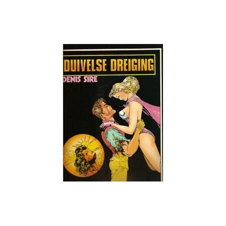 Sire Duivelse Dreiging 1e druk 1980