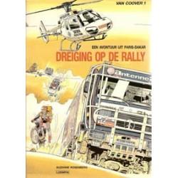 Van Coover 01<br>Paris-Dakar, Dreiging op de Rally<br>1e druk