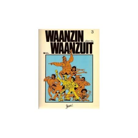 Waanzin Waanzuit 03 1e druk 1984