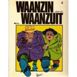 Waanzin Waanzuit 04<br>1e druk 1984