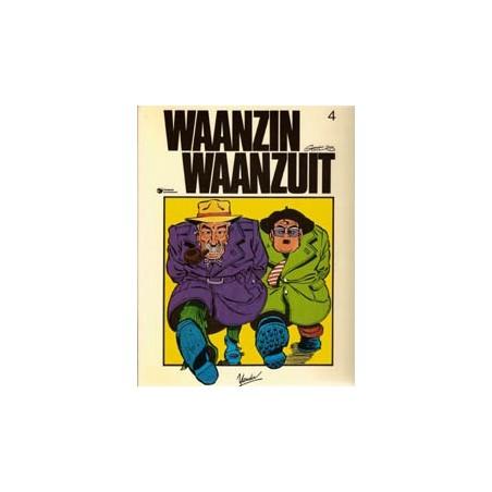 Waanzin Waanzuit 04 1e druk 1984