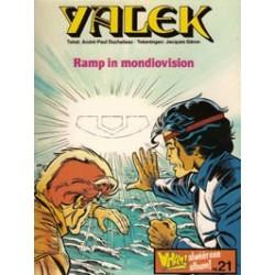 Yalek N01<br>Ramp in Mondiovision<br>1e druk 1980