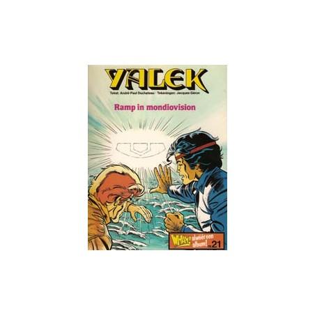 Yalek N01 Ramp in Mondiovision 1e druk 1980