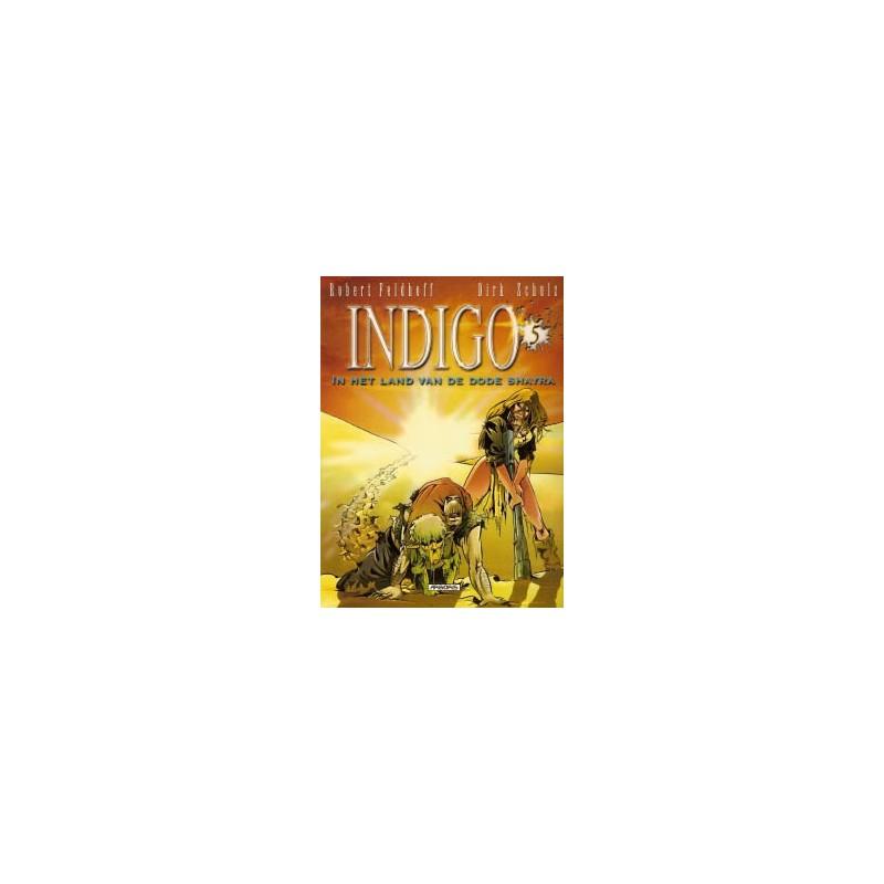 Indigo 05 In het land van de dode shayra