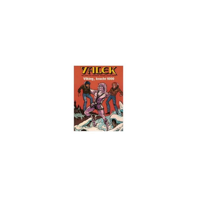 Yalek N02 Viking, kracht 1000 1e druk 1980