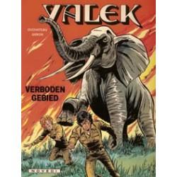 Yalek N04<br>Verboden Gebied<br>1e druk 1981