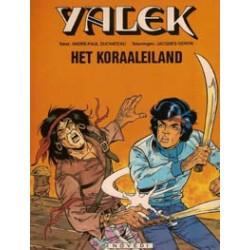 Yalek N05<br>Het Koraaleiland<br>1e druk 1982