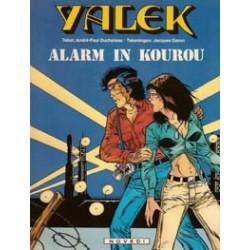 Yalek N06<br>Alarm in Kourou<br>1e druk 1983