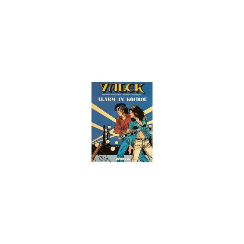 Yalek N06 Alarm in Kourou 1e druk 1983