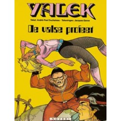 Yalek N07<br>De valse profeet<br>1e druk 1983