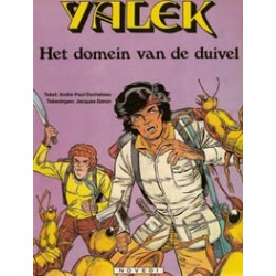 Yalek N08<br>Het Domein van de Duivel<br>1e druk 1984