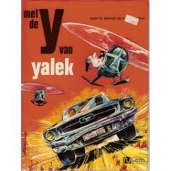 Yalek R01<br>Met de Y van Yalek<br>1e druk 1974