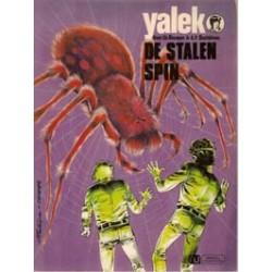 Yalek R02<br>De Stalen Spin<br>1e druk 1974