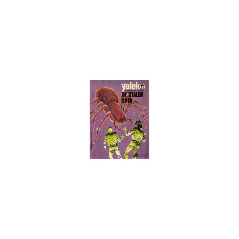 Yalek R02 De Stalen Spin 1e druk 1974