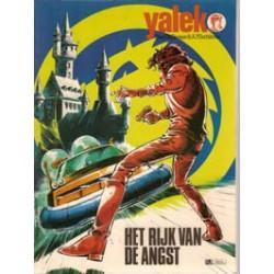 Yalek R03<br>Het rijk van de angst<br>1e druk 1974
