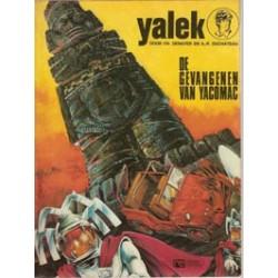 Yalek R04<br>De Gevangenen van Yacomac<br>1e druk 1973