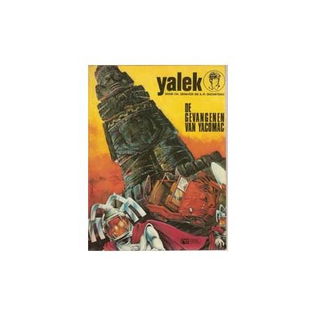 Yalek R04 De Gevangenen van Yacomac 1e druk 1973