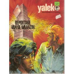 Yalek R05<br>Reportage van de Waanzin<br>1e druk 1975