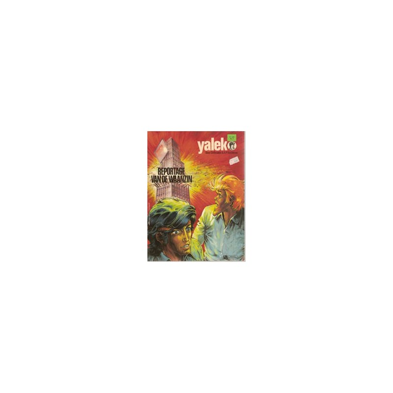 Yalek R05 Reportage van de Waanzin 1e druk 1975