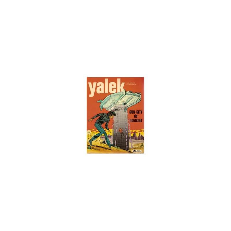 Yalek R06 Sun-City de lichtstad 1e druk 1975
