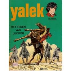 Yalek R07<br>Het teken van Lucifer<br>1e druk 1977