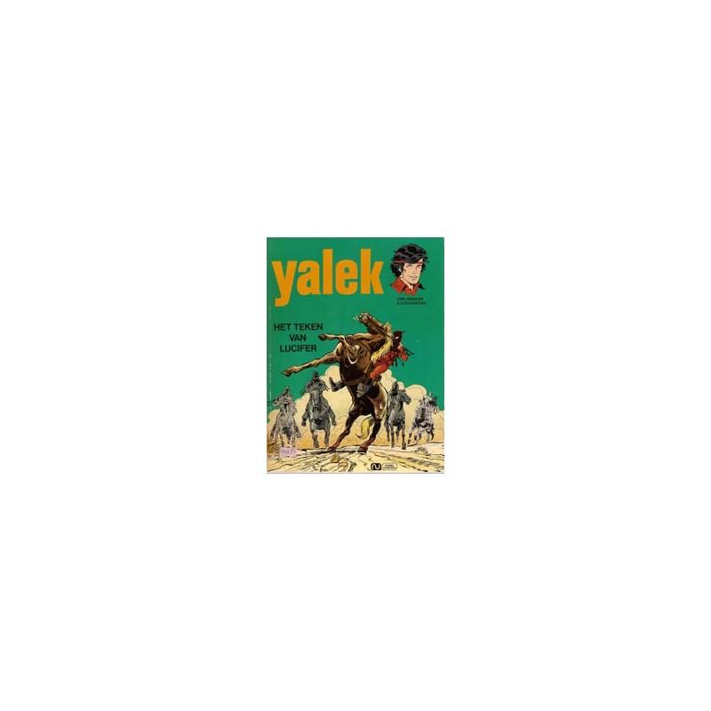 Yalek R07 Het teken van Lucifer 1e druk 1977