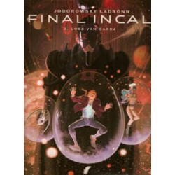 Final Incal 02<br>Loez van Garra