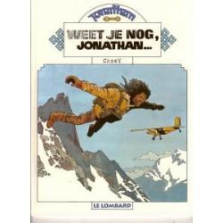 Jonathan 01 Weet je nog, Jonathan…