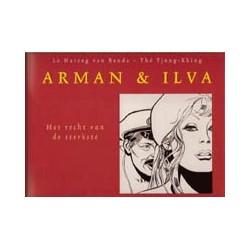 Arman & Ilva 12 HC<br>Het recht van de sterkste